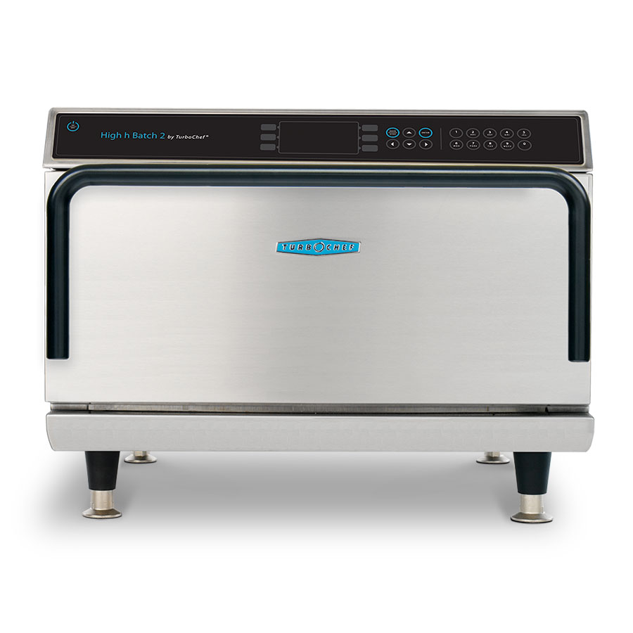 Turbochef high h batch 2 high speed countertop convection oven 208v 1ph
