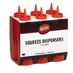 Cash & Carry Squeeze Dispensers