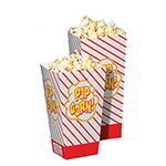 Gold Medal Popcorn Tubs & Boxes