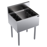 Krowne Ice Bin & Bar Equipment