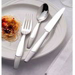 Perception Pattern Flatware