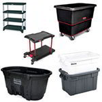 Rubbermaid Storage & Transport
