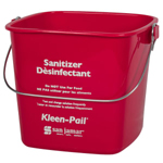 San Jamar Cleaning Pails