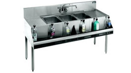 Commercial Bar Sink