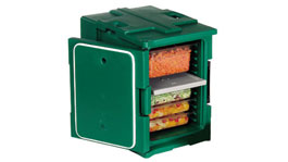 Food Carrier & Beverage Dispenser