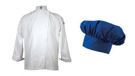 Chef Hats & Uniforms