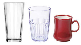 Drinkware & Restaurant Cups