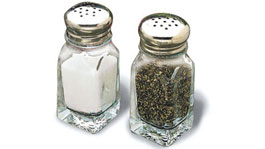 Shakers & Mills (Salt, Pepper, Cheese & Other)