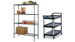 Shelves & Carts