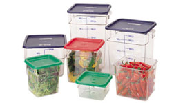 Storage Container & Food Bar Crock
