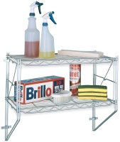 "Metro 12WS52C 50.25"" Wire Wall Mounted Shelving"