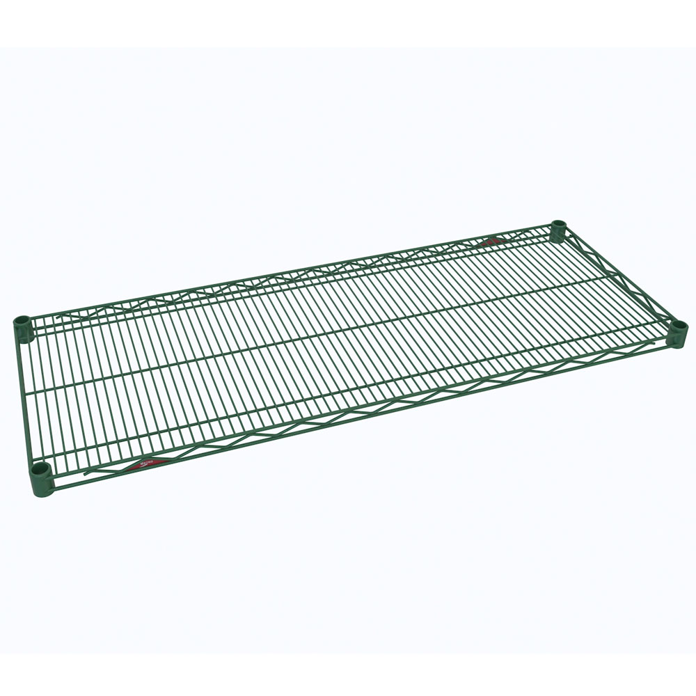 "Metro 2436NK3 Super Erecta® Epoxy Coated Wire Shelf - 36"" x 24"""