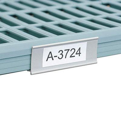 "Metro 9989PX MetroMax i® Label Holder - 4.5"" x 1"", Plastic"