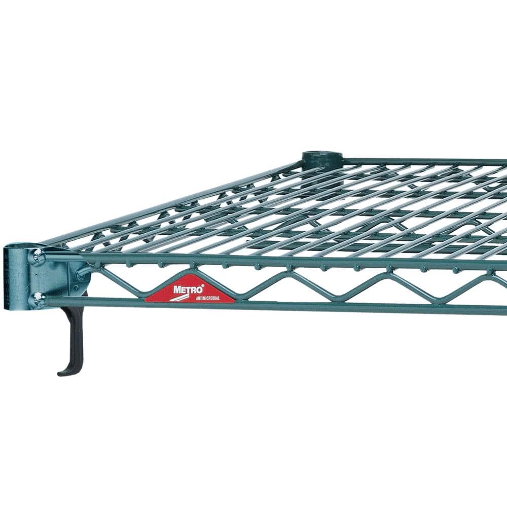 "Metro A1836NK3 Super Erecta® Epoxy Coated Wire Shelf - 36"" x 18"""