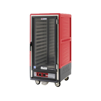Metro C537HFSL C5 3 Series Heated Holding Cabinet, 3/4 H, Insulated Dr, Lip Load