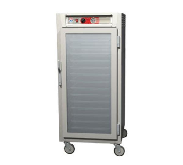 Metro C567-SFC-LPFC C5 3/4-Height Pass Thru Heated Holding Cabine Restaurant Supply