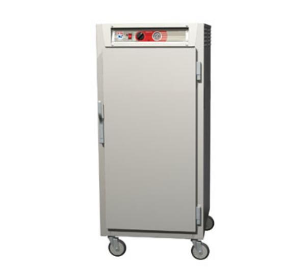 Metro C567-SFS-U 3/4-Height Mobile Heated Cabinet w/ (13) Pan Capacity, 120v