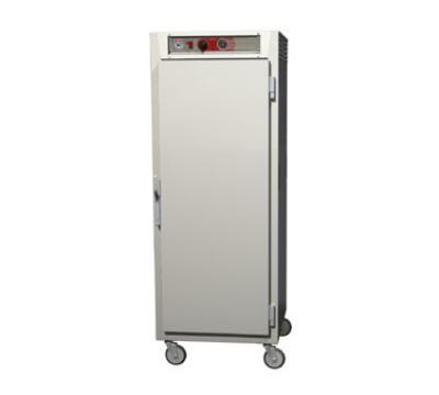 Metro C569LNFSUPFC C5 6 Series Heated Holding Cabinet, Full H, Pass Thru,  Univ Slides, Combo Drs
