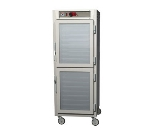 Metro C589-SDC-U C5 Full Height Control Temp Holding Cabinet, Stainless, Clear Dutch, Universal