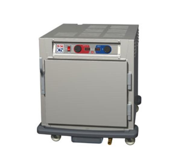 Metro Foodservice C593-SFS-U C5 Undercounter Control Temp & Humidity Stainless Solid Door Universal Restaurant Supply