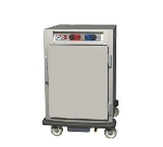 Metro C595-SFS-LPFC C5 1/2-Height Pass Thru Control Temp & Humidity, Stainless, Solid/Clear, Lip Load
