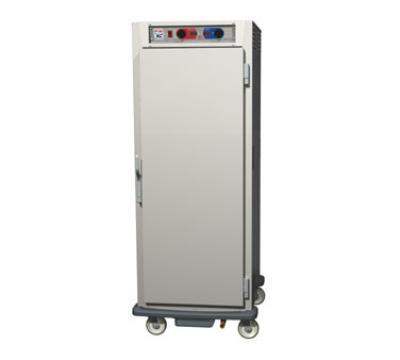 Metro C599-NFS-UPFS C5 Full Size Pass Thru Control Temp & Humidity, Aluminum, Solid Doors, Universal