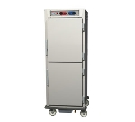 Metro C599-SDS-LPDS C5 Full Size Pass Thru Control Temp & Humidity, Stainless, Solid Dutch, Lip Load