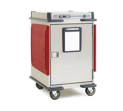 Metro C5T5-DSL Heavy Duty Half Height Heated Cabinet w/ Digital Controller & Adjustable Lip
