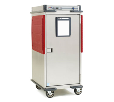 Metro C5T8-DSF Heavy Duty Mobile Heated Cabinet w/ Digital Controller & Fixed Lip