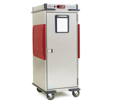 Metro C5T9-ASB Heavy Duty Full Height Heated Cabinet w/ Analog Controller & Adjustable Bottom