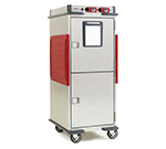 Metro C5T9D-ASL Full Height Mobile Heated Cabinet w/ (14) Pan Capacity, 120v
