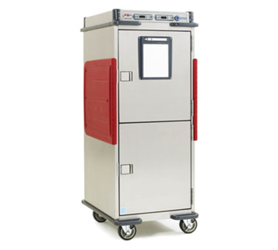 Metro C5T9D-DSBA Full Height Mobile Heated Cabinet w/ (14) Pan Capacity, 120v
