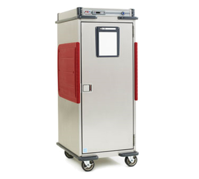 Metro C5T9-DSBA Full Height Mobile Heated Cabinet w/ (16) Pan Capacity, 120v
