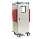 Metro C5T9-DSF Dual Cavity Mobile Full Height Heated Cabinet Digital Controls Fixed Lip
