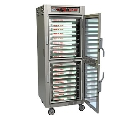 Metro C5Z69-NDC-UPDC 1/2-Height Pizza Holding Cabinet w/ (16) Box Capacity, 120v
