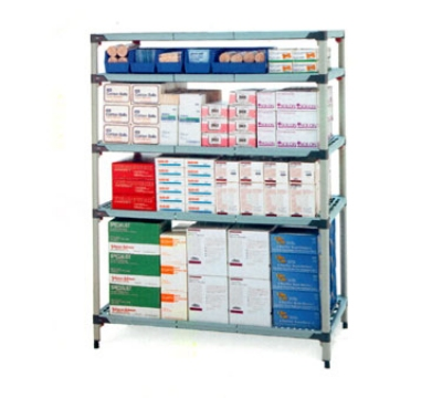 Metro MQ2442G MetroMax Q Open Grid Shelf w/ Microban, 24 x 42-in W