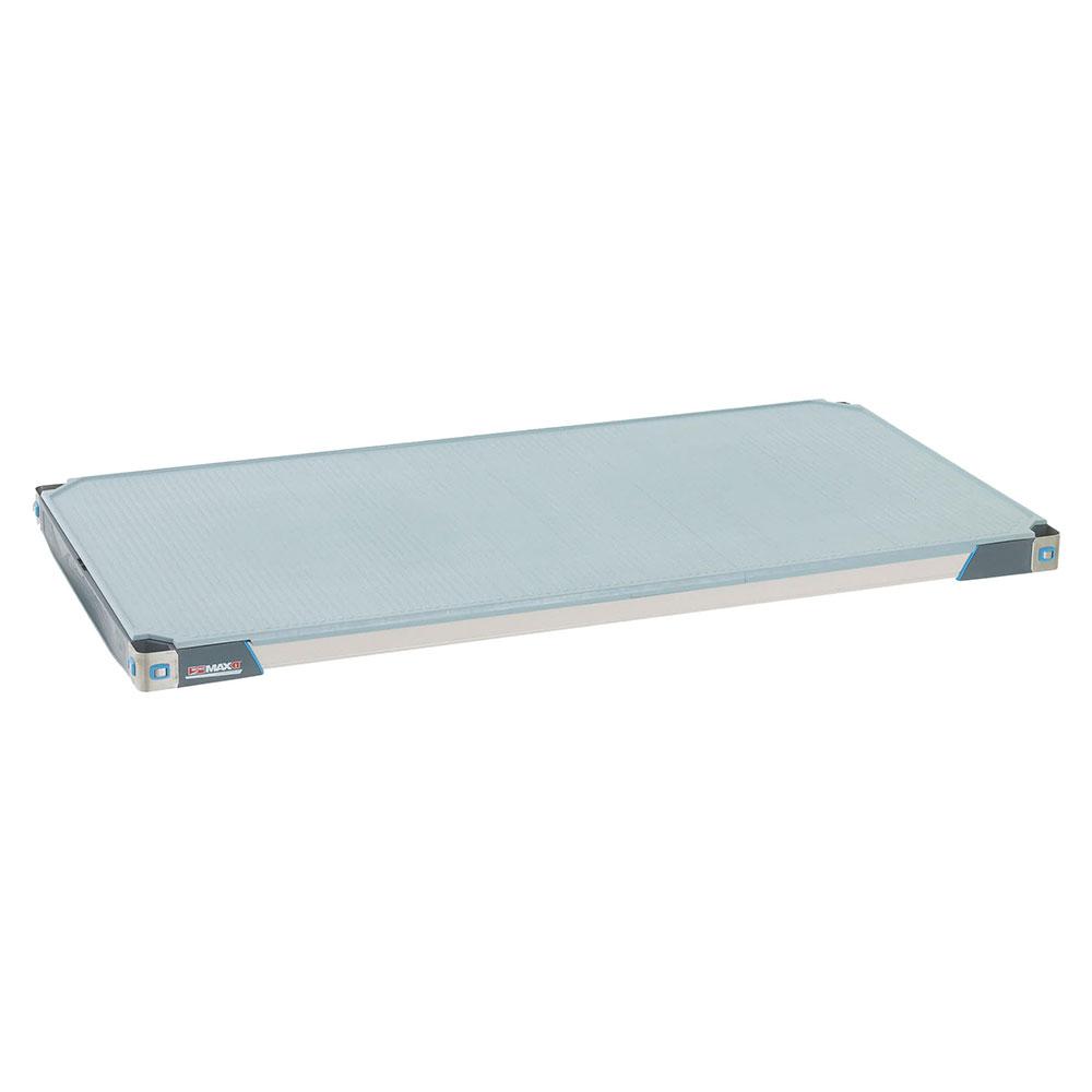 "Metro MX1836F MetroMax i® Polymer Solid Shelf - 36"" x 18"""