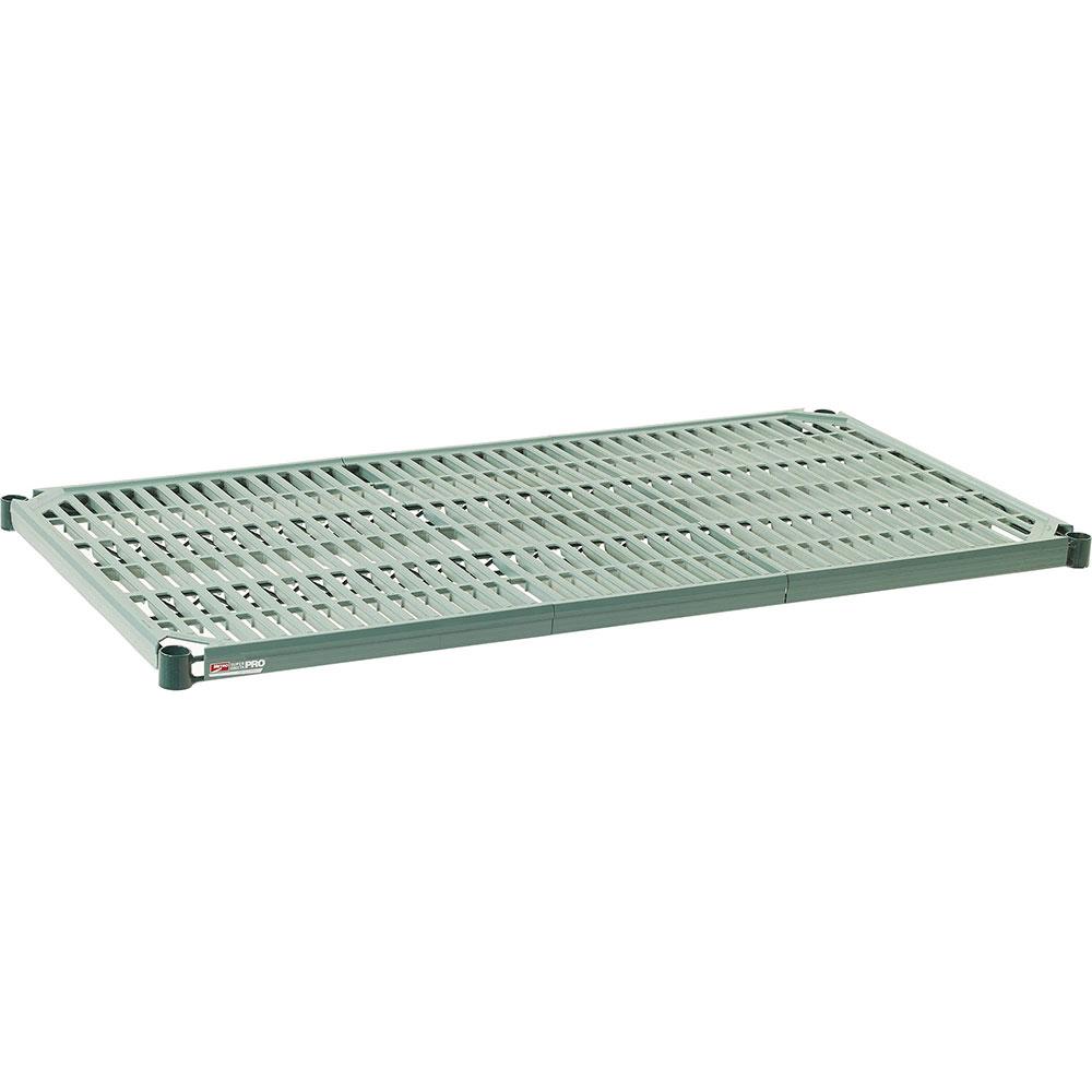 "Metro PR1860NK3 Super Erecta Pro™ Epoxy Coated Wire Shelf - 60"" x 18"""