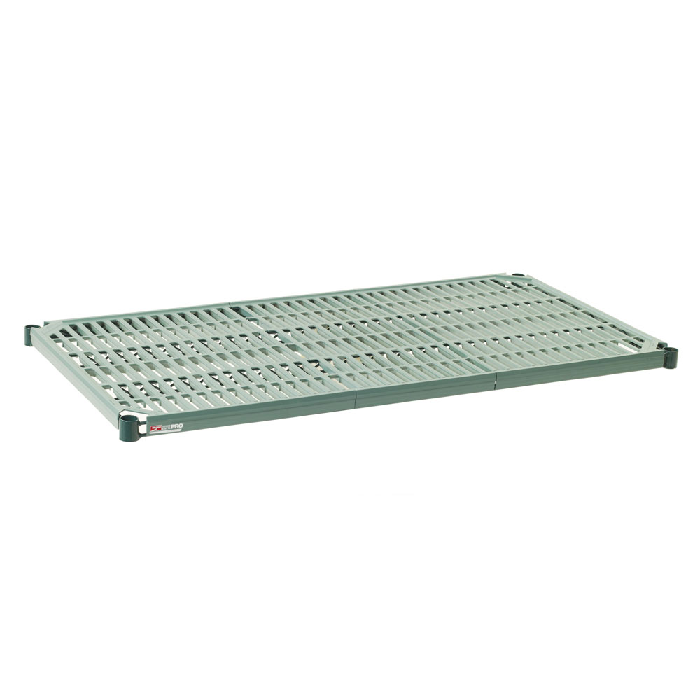"Metro PR2448NK3 Super Erecta Pro™ Epoxy Coated Wire Shelf - 48"" x 24"""