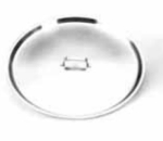 Polar Ware 12N2 Stainless Steel Cover with Hook for 13 qt Utility Pail