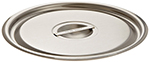 Polar Ware 12Y-2 Bain Marie Pot Cover, Fits 12-1/8 Qt. Size Pot, Stainless Steel, NSF