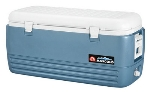 Polar Ware 13021 120 qt Igloo Maxcold Roller Cooler With Insulated Lid