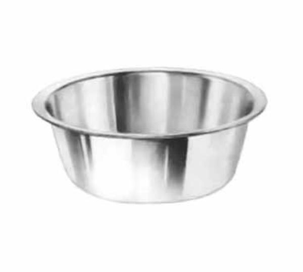 Polar Ware 134 Food Bowl, 7 Qt., Stainless Steel