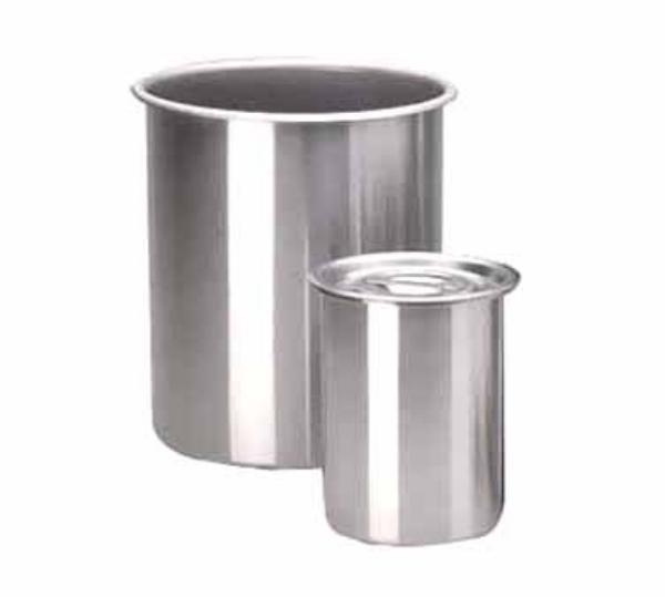 Polar Ware 1Y Bain Marie Pot, 1-1/4 qt., Stainless Steel, NSF