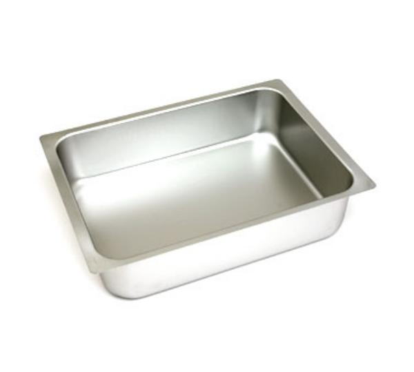 Polar Ware 2020S Seamless Drawer Body, 20 in x 20 in x 5 in, 22 Gauge Stainless St