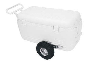 Polar Ware 44422 100 qt Igloo All-Terrain Cooler, Threaded Drain Plug