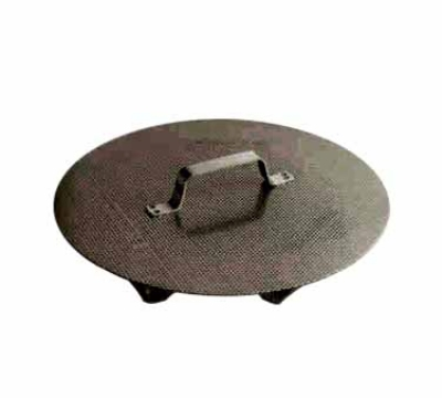 Polar Ware 5018 False Bottom for 60 qt Stock Pot with Faucet, Stainless Steel