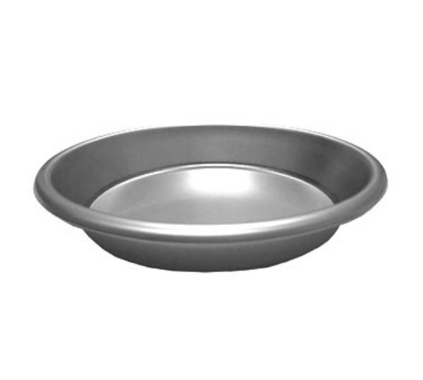 Polar Ware 70 Pie Plate/Salad Dish, 7-1/2 in Dia., Stainless Steel