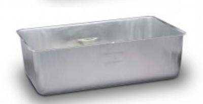 Polar Ware 951ASP Spillage Pan, 20-3/4 x 12-3/4 x 6-1/4 in, Aluminum