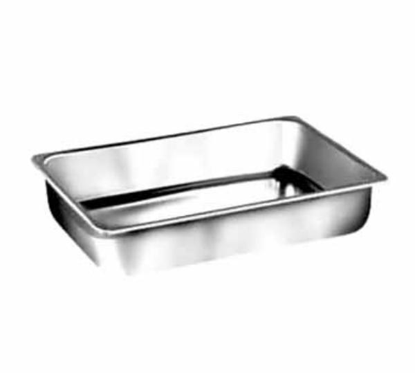 Polar Ware 953-PAN Utility Pan, 1-5/8 Qt., No Handles, Stainless Steel, NSF